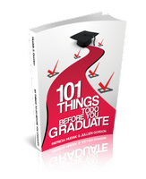 101 Things To Do Before You Graduate Book Drive