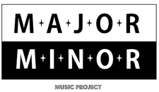 Major Minor Music Project logo