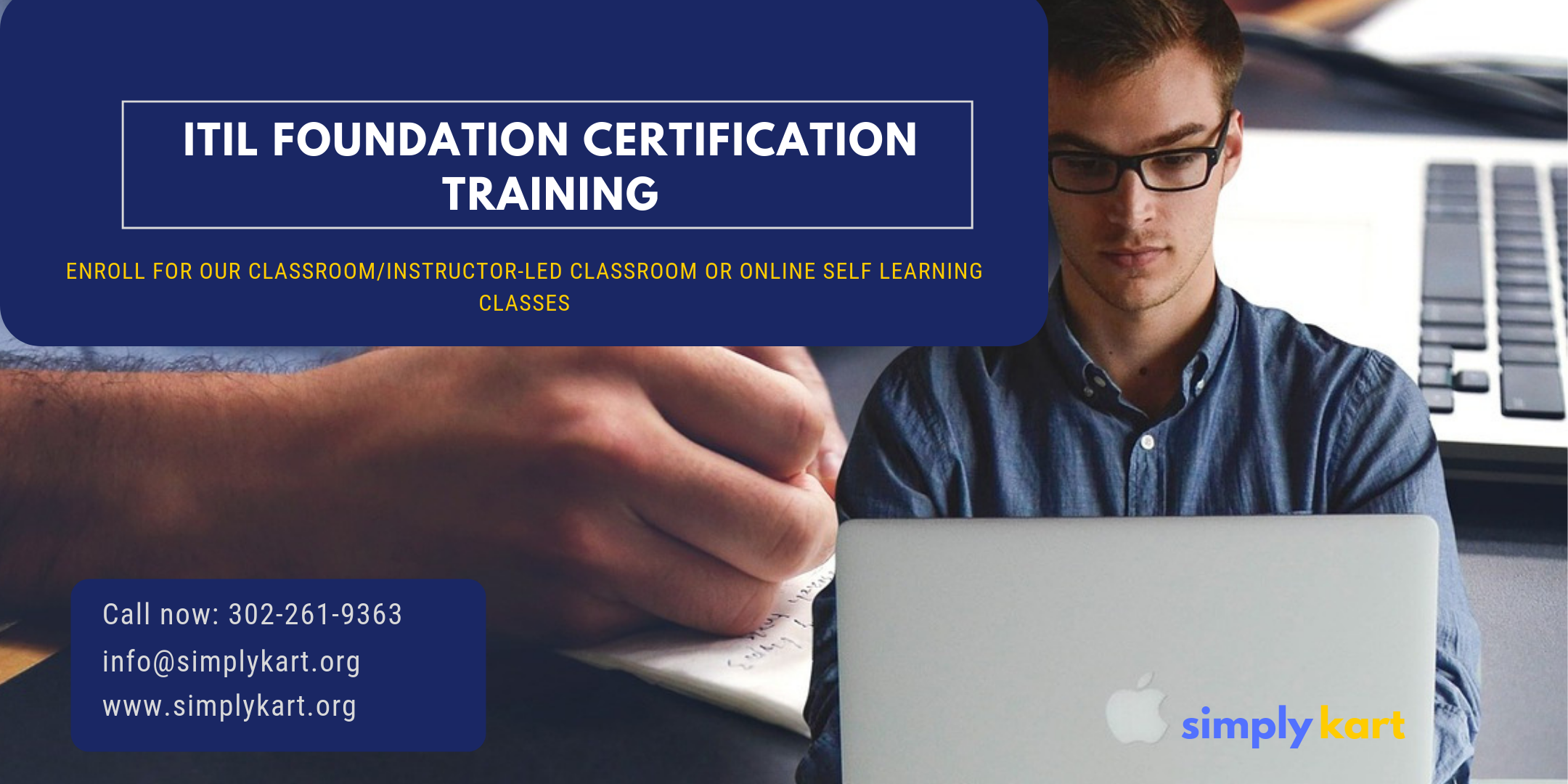 ITIL Certification Training in Kelowna, BC