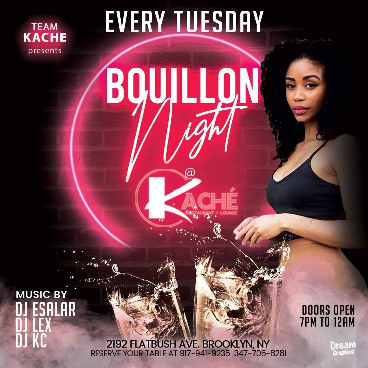 Bouillon Night