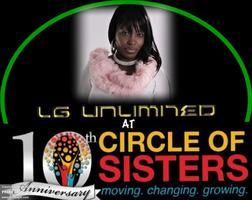 LG UNLIMITED AT CIRCLE OF SISTERS