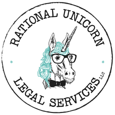 The More You Glow Series by Rational Unicorn Legal Services logo