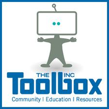 The Toolbox Inc. logo
