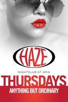 HAZE Thursdays