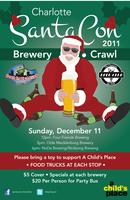 CLT SantaCon...Local Brewery Crawl