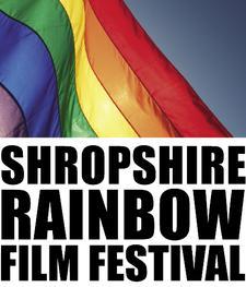 Shropshire Rainbow Film Festival logo