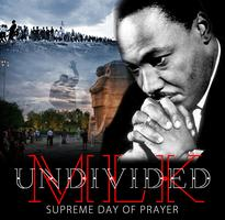 Supreme Day of Prayer III at MLK Memorial
