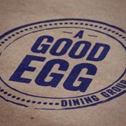 A Good Egg Dining Group logo