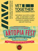 VET TOGETHER: ENDING THE SUMMER RIGHT AT ARTOPIA FEST