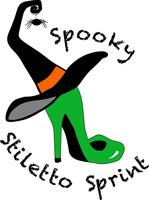 Spooky Stiletto Sprint 2014