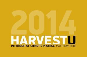 Harvest University 2014 - Volunteers