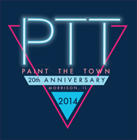 Paint The Town - Morrison 2014 - 20 Year Anniversary