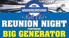 Underground Reunion logo