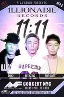 AMF Summer Concert - Illionaire 11:11 Release