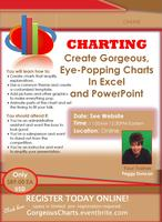 eTraining: Create Gorgeous Excel & PowerPoint Charts