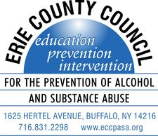 Erie County Council for the Prevention of Alcohol and Substance Abuse (ECCPASA) logo