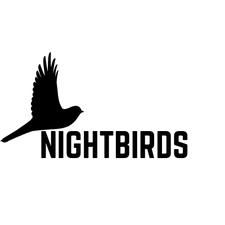 Nightbirds Events logo