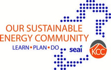 KBCDA-Sustainable Energy Community and Tidy Towns logo