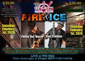 Richmond Jazz Festival 2020.Phillip Doc Martin Elan Trotman Tickets Sat Feb 1