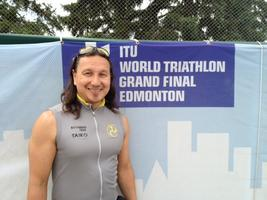 Greg's Swim-Bike-Run for Brain Awareness - ITU World...