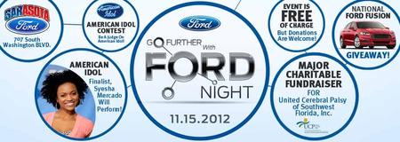 Go Further with Ford Night feat. Syesha Mercado