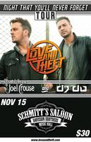 Love & Theft - Night You'll Never Forget Tour