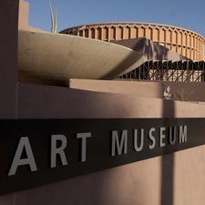 ASU Art Museum logo