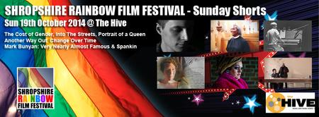 Shropshire Rainbow Film Festival - Sunday Shorts...