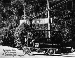 The Ghosts of Laurel Canyon Tour