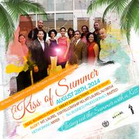 "Networking Mixer Aug 2014 "" A Kiss of Summer """