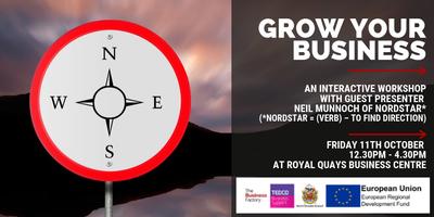 Grow Your Business with Guest Presenter Neil Munnoch  ...
