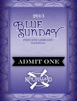 New Holland Brewing Co. Blue Sunday Private Library Tasting