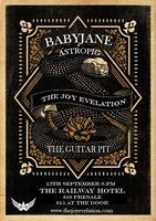 The Joy Evelation, Babyjane, Astropig & The Guitar Pit
