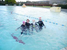 Ilkley Lido Winter Swim Club