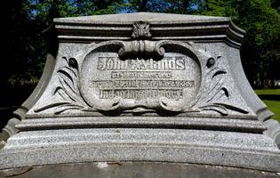 Cottonopolis Tour of Southern Cemetery