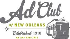 Ad Club of New Orleans logo