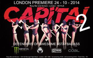 CAPiTA DOA2 STAY BAD ASS MOVIE-PARTY