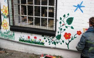 Pemberton Community Garden - Create an outdoor...