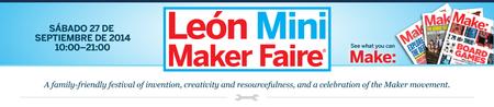 LEON Mini Maker Faire 2014