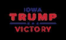 Trump Victory Iowa logo