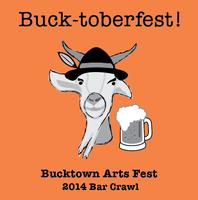 Buck-toberfest Pub Crawl