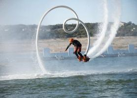 NOLA FLYBOARDING: Come Fly with US on Lake...