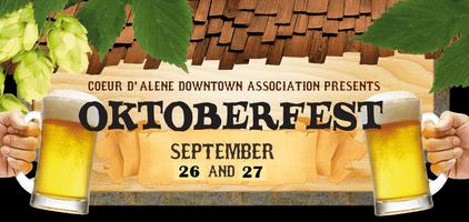 Coeur d'Alene Downtown Oktoberfest