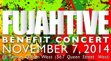 Fujahtive Reunion Benefit Reggae Concert presented by...