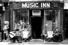 The Music Inn logo