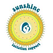 Sunshine Lactation logo