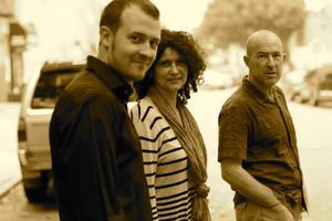 EVIYAN featuring Iva Bittová, Evan Ziporyn & Gyan Riley