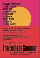 The Endless Summer 50th Anniversary Art Exhibition