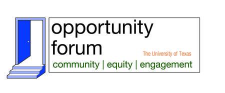 UT Opportunity Forum Presents — Bridging Austin's...