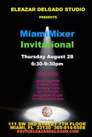MiamiMixer: Invitational